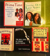 Woman's Health 5 book bundle Washington, 20012