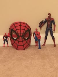 Lot of Spider-Man Items—LIKE NEW Vienna, 22180