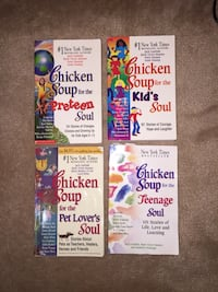 Chicken soup for the soul (good condition) Mississauga