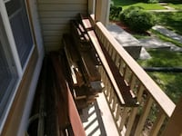 Planks of deck wood Gaithersburg, 20879