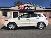 2011 Acura RDX 5-Spd AT SH-AWD with Technology Package Dracut, 01826