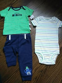 BNWT baby's 3PC outfit Pickering, L1X 1P5