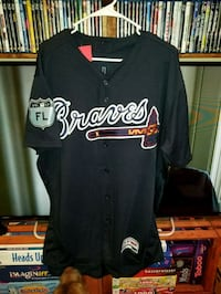 R.A. Dickey Game Used Jersey