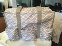 Zip Top Organizing Utility Tote by Thirty One Gifts Stanton, 90680