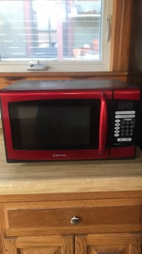 red and black Emerson microwave oven Hermosa Beach, 90254
