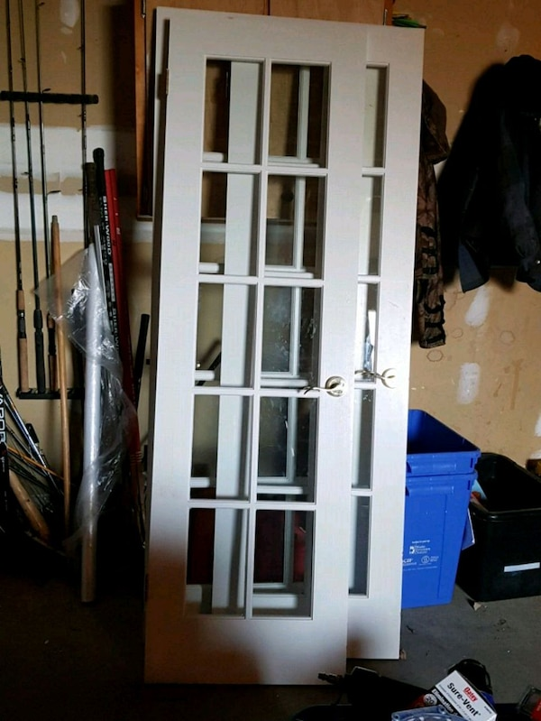 Used 3 White Interior French Doors For Sale In Rosemont Letgo