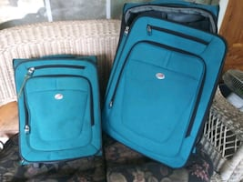 American Tourister 2 Piece Luggage Set