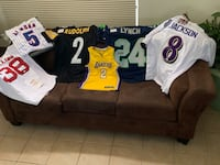 Profedional athentic hand singed jerseys with COA diffent prices Santa Fe, 87508