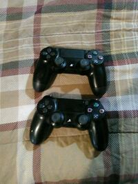 2 ps4 controllers for 40 dollars