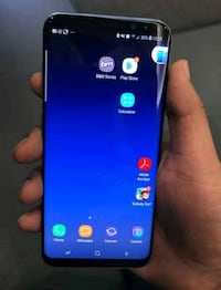 Samsung s8 plus 64 gb midnight black Camikebir, 81020