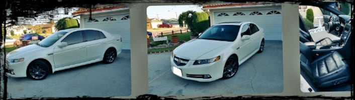 • Overhead Acura TL 2008/Power windows