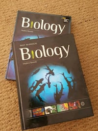 Biology textbooks teacher & student El Paso, 79912