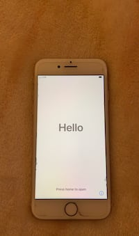 Smartphone iPhone 8 no cracks  Halethorpe, 21227