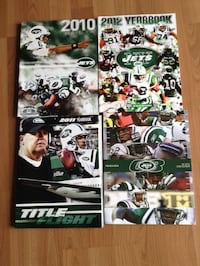 Jets yearbooks New Windsor, 12575