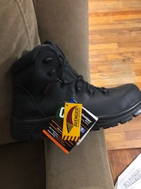 Work boots - NEVER worn size 10.5