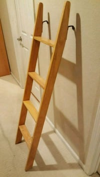 Ladder for library or closet Pleasanton