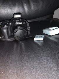 Canon SX530 with Strap, Battery, Charger,