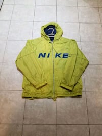 Light green early 2000s nike jacket Large  Vaughan, L4H 2T1