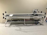 Long arm quilter Mono, L9W