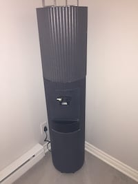 Black and gray water dispenser Laval, H7K 0A7