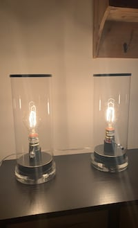 Lamps edison bulb sold together