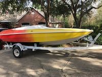 Fixer up boat with trailer  Fort Walton Beach, 32547