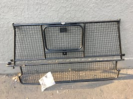 Cargo Barrier/ Pet Divider - Landrover
