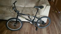 black and gray BMX bike Edmonton, T6K 3X1
