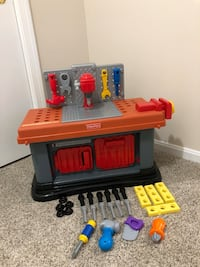 Fisher Price tool bench  Springfield, 22152