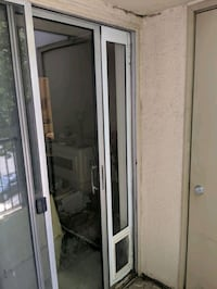 Cat Door for sliding door