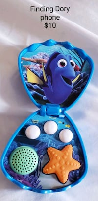 Finding Dory voice changer toy - $10 Toronto, M9B 6C4
