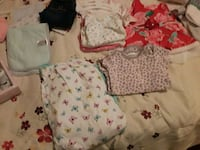 baby's assorted clothes Fresno, 93727