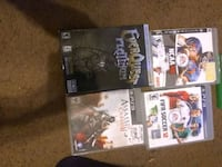 3 PS3 games and 1 PC game Durham, 27703