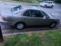 Toyota - Camry - 1993 Silver Spring