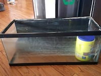 2x 20 gallon long fish tanks with extras Montgomery Village, 20886