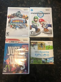Wii games South Elgin, 60177
