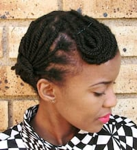 Twists and Braids Natural Hair Kids Women Duluth