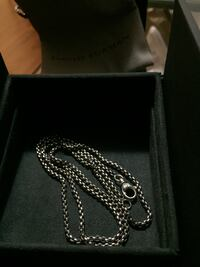 David Yurman titanium chain McLean, 22102
