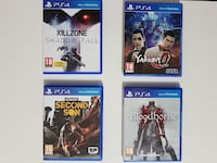 Juegos exclusivos Ps4 Sevilla, 41013