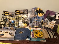 Batman theme party decorations and costume  San Antonio, 78229
