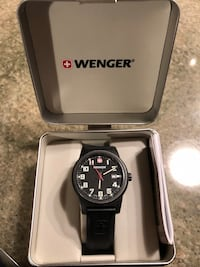 Wenger Swiss made watch.  Elizabethtown, 17022