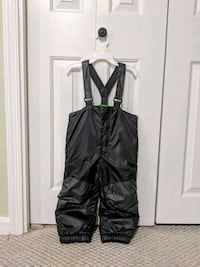 Old Navy Snow Pants size 3T Sterling, 20164