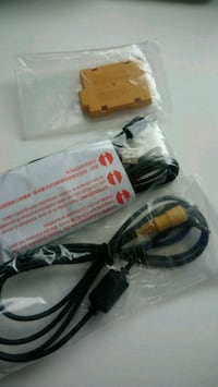 Original Canon USB Interface Cable + Video Cable Surrey, V3R 1T1