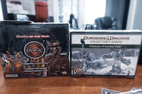 What a crazy deal! Dungeons & Dragons, Superman Cards, Stormtrooper stuffed animal & Zenith Of The Hive cards null