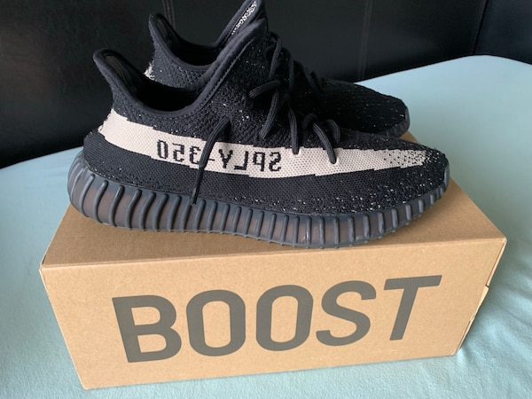 b46bec259 Used Adidas Yeezy Boost 350 V2 Oreo Size 9 for sale in New York - letgo