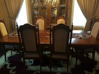 Dining table with chairs Ontario, M1C 4Z8