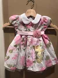 COCONUDINA 12 MONTH BABY GIRL DRESS MADE IN ITALY! Aldie, 20105