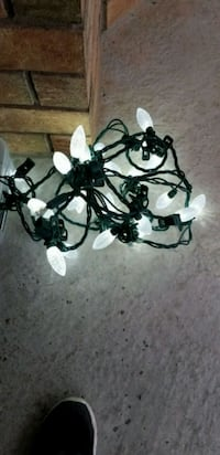 LED Christmas lights 16.8 feet Vaughan, L4H 3E9