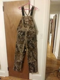 Insulated Carhartt camouflage overalls Pennsburg, 18073