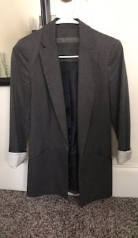 Grey Zara suit jacket Catonsville, 21228